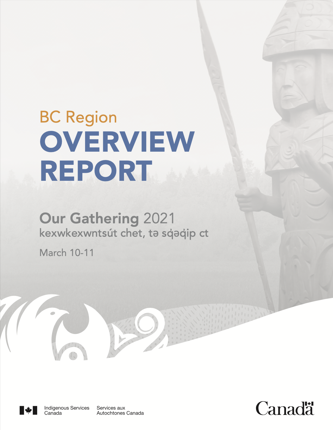ISC BC Overview Report